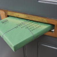 Invitation through the letterbox